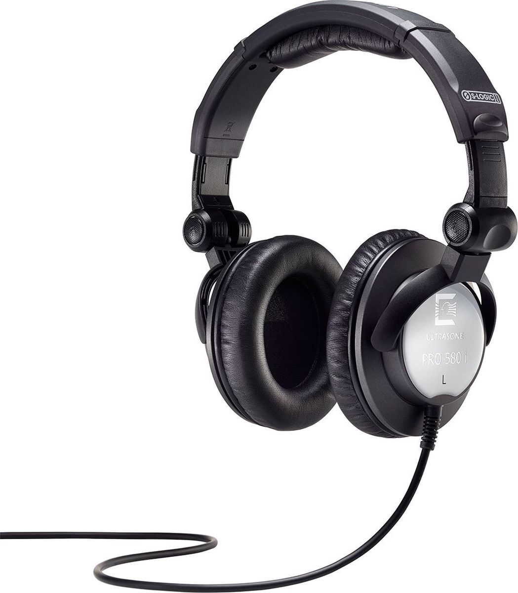Наушники Ultrasone Pro 580i, черный
