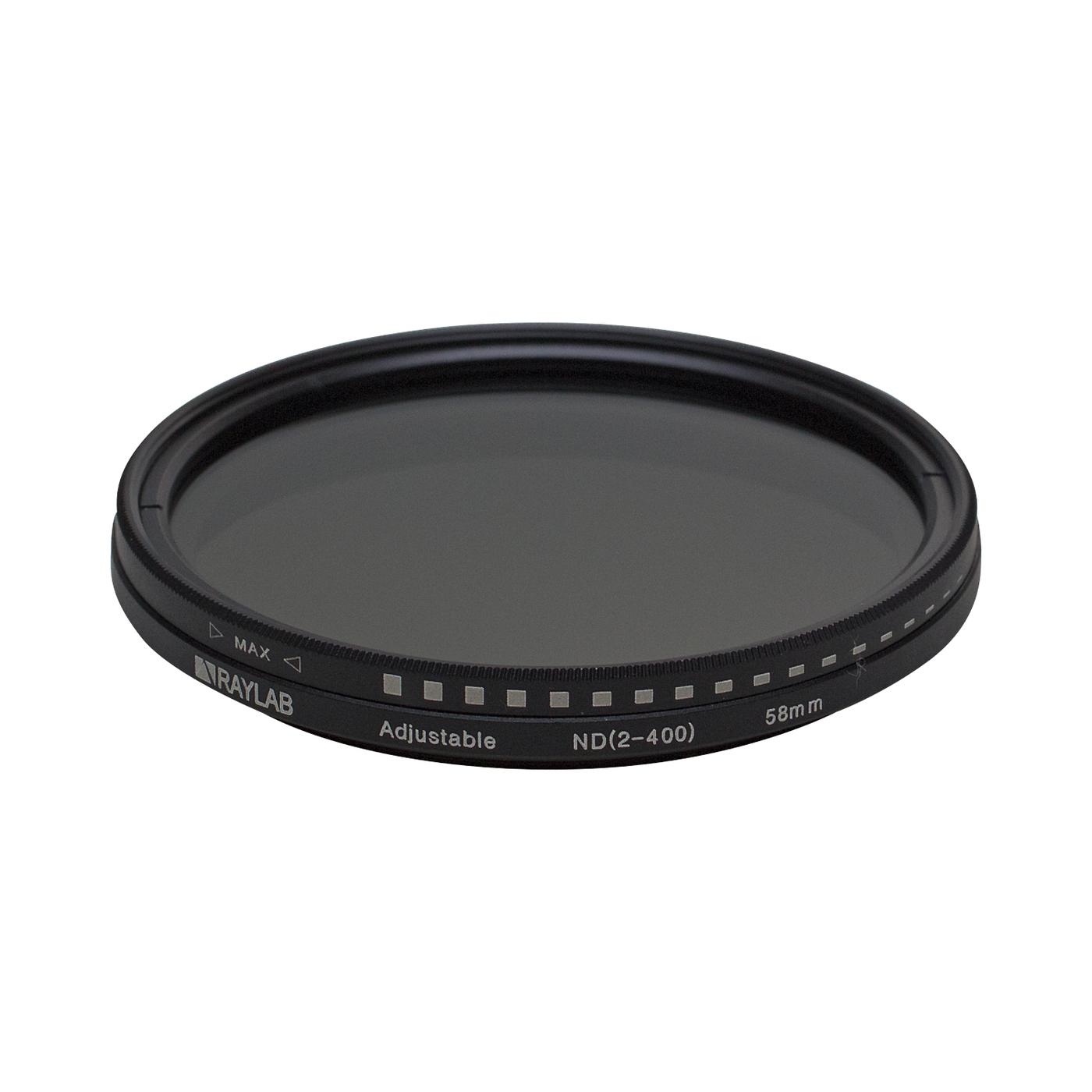 Фильтр нейтральный RayLab ND2-400 58mm