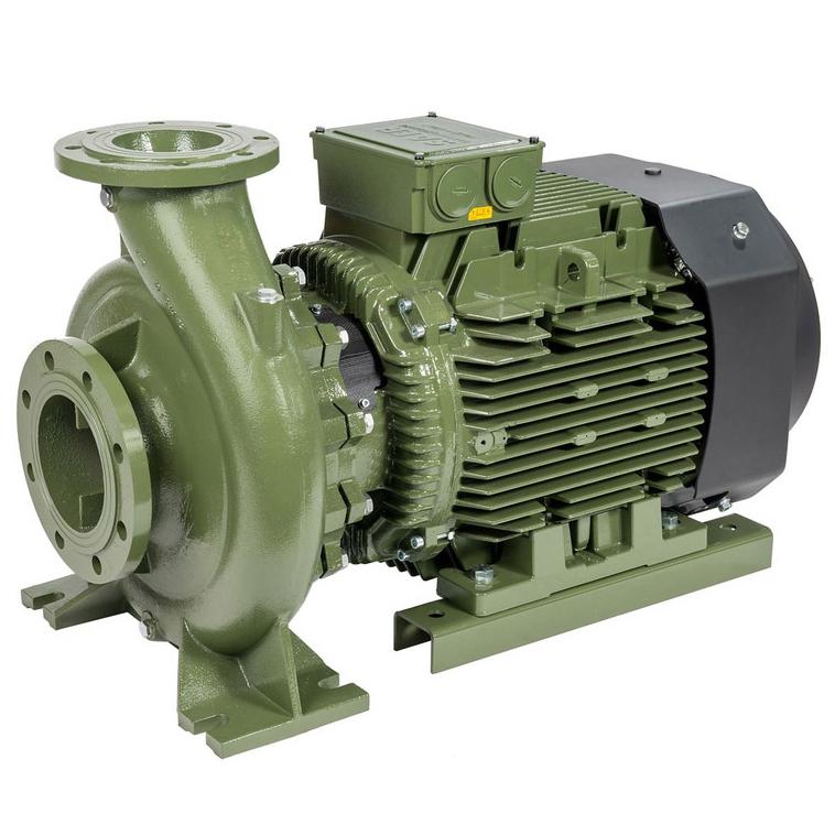 Насос консольно-моноблочный фланцевый SAER IR 50-160B кВт5,5