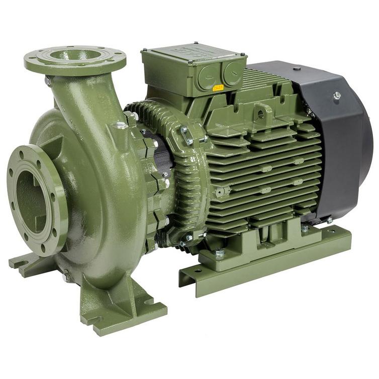 Насос консольно-моноблочный фланцевый SAER IR 32-160B, кВт 2,2