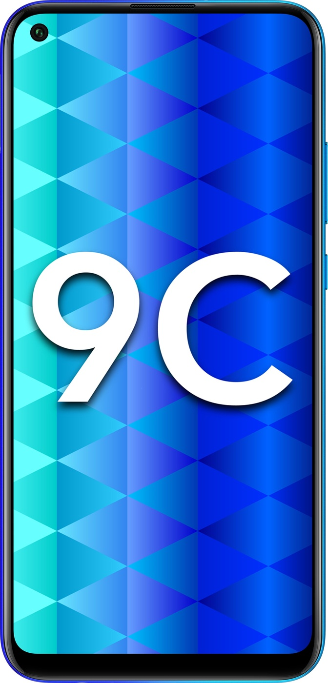 Смартфон Honor 9C 4/64GB, синий