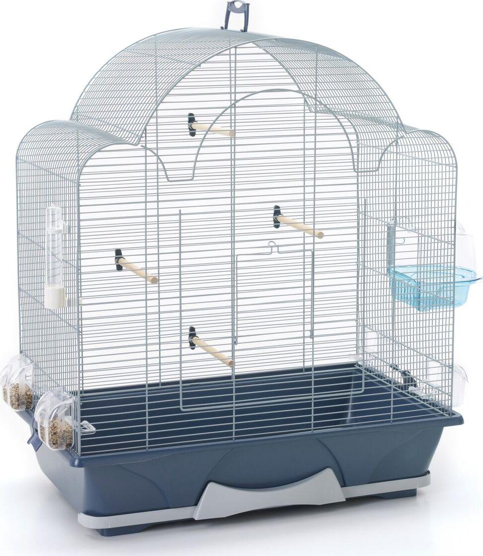 клетка для птиц savic melodie 50, серый уцененный товар (№3)