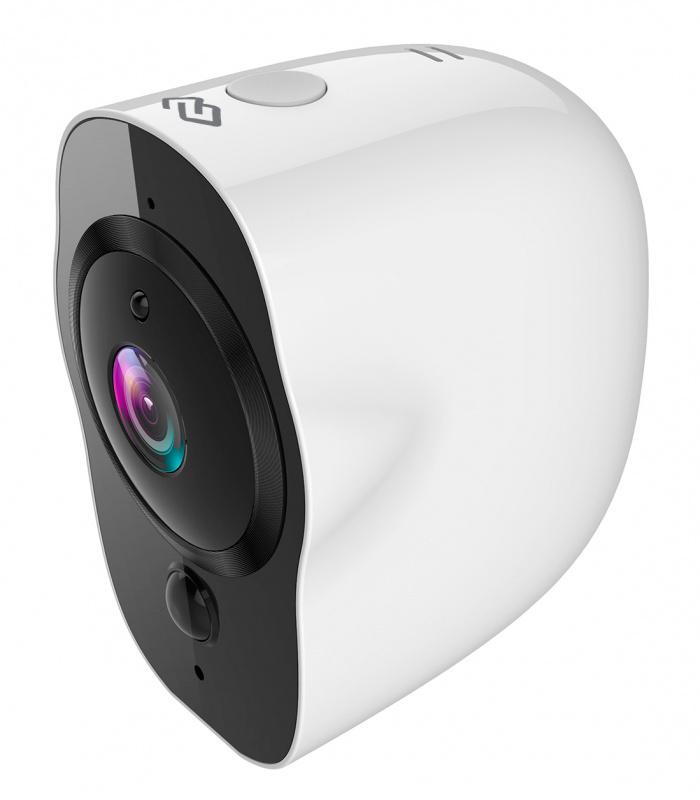 видеокамера ip digma division 700 3.6-3.6mm color case:white/black