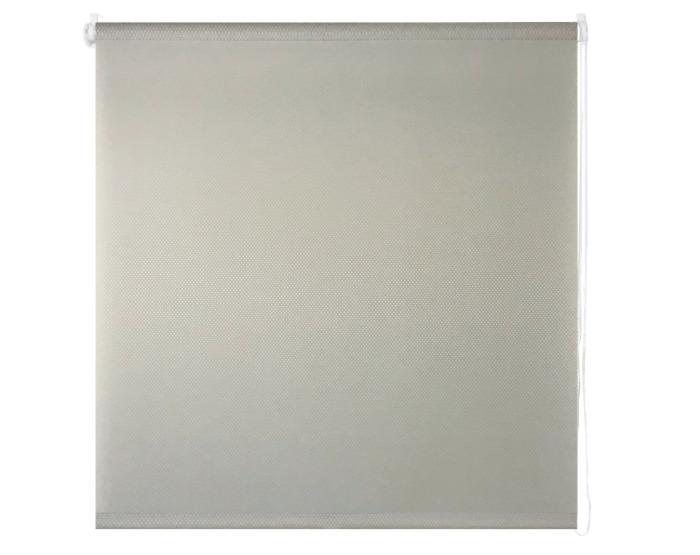 Штора рулонная, 50х160 см, цвет серый-20724
