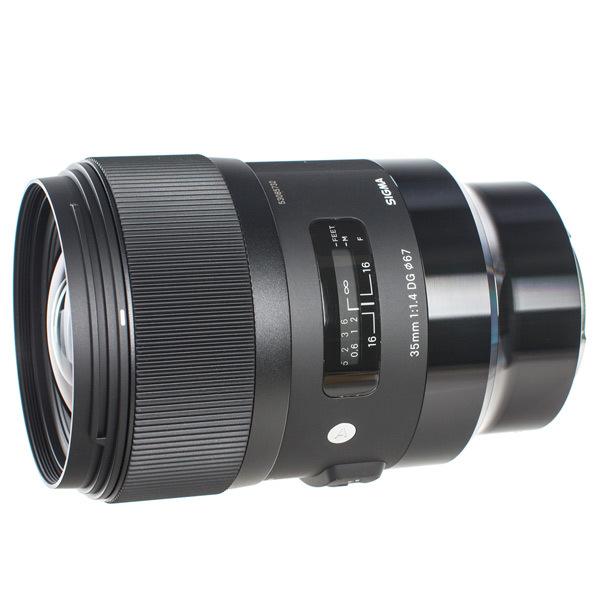 Объектив Sigma 35mm f1.4 DG HSM Art Sony E