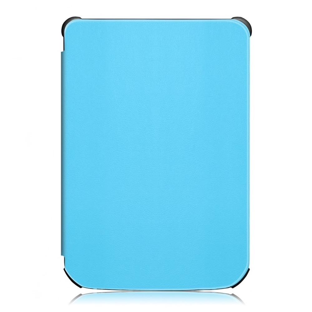 чехол-обложка для электронной книги pocketbook 616/627/632 цвет: голубой