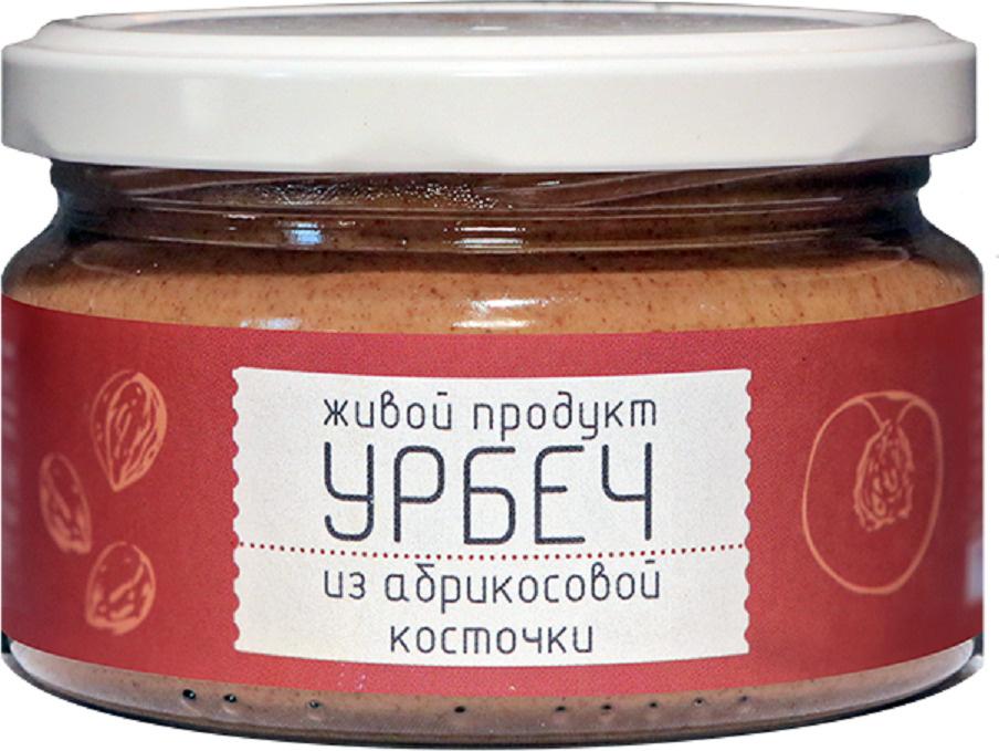 Урбеч Живой Продукт из ядер абрикосовых косточек, паста, 225 г  #1