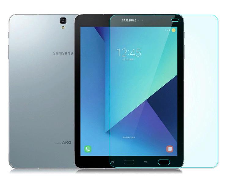 Защитное противоударное стекло MyPads для планшета Samsung Galaxy Tab S2 9.7 SM-T810/T815 с олеофобным #1