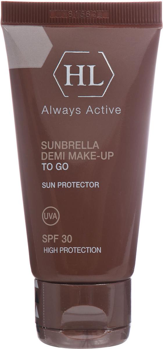 Holy Land Солнцезащитный крем с тоном Sunbrella Demi Make-Up, 50 мл #1