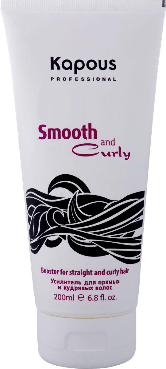 Kapous Усилитель для прямых и кудрявых волос Smooth and Curly 200 мл  #1