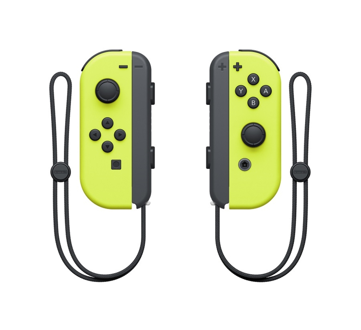 Геймпад для Nintendo Switc 2 контроллера Joy-Con (Неоновый Желтый)  #1