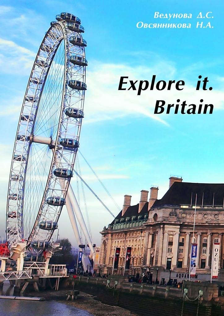 Explore it. Britain #1