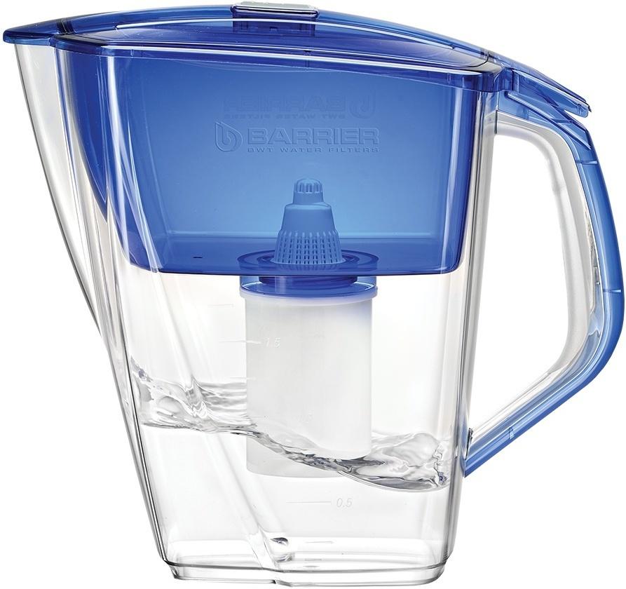Фильтр-кувшин для очистки воды БАРЬЕР Гранд Нео 4,2 л, цвет ультрамарин  #1