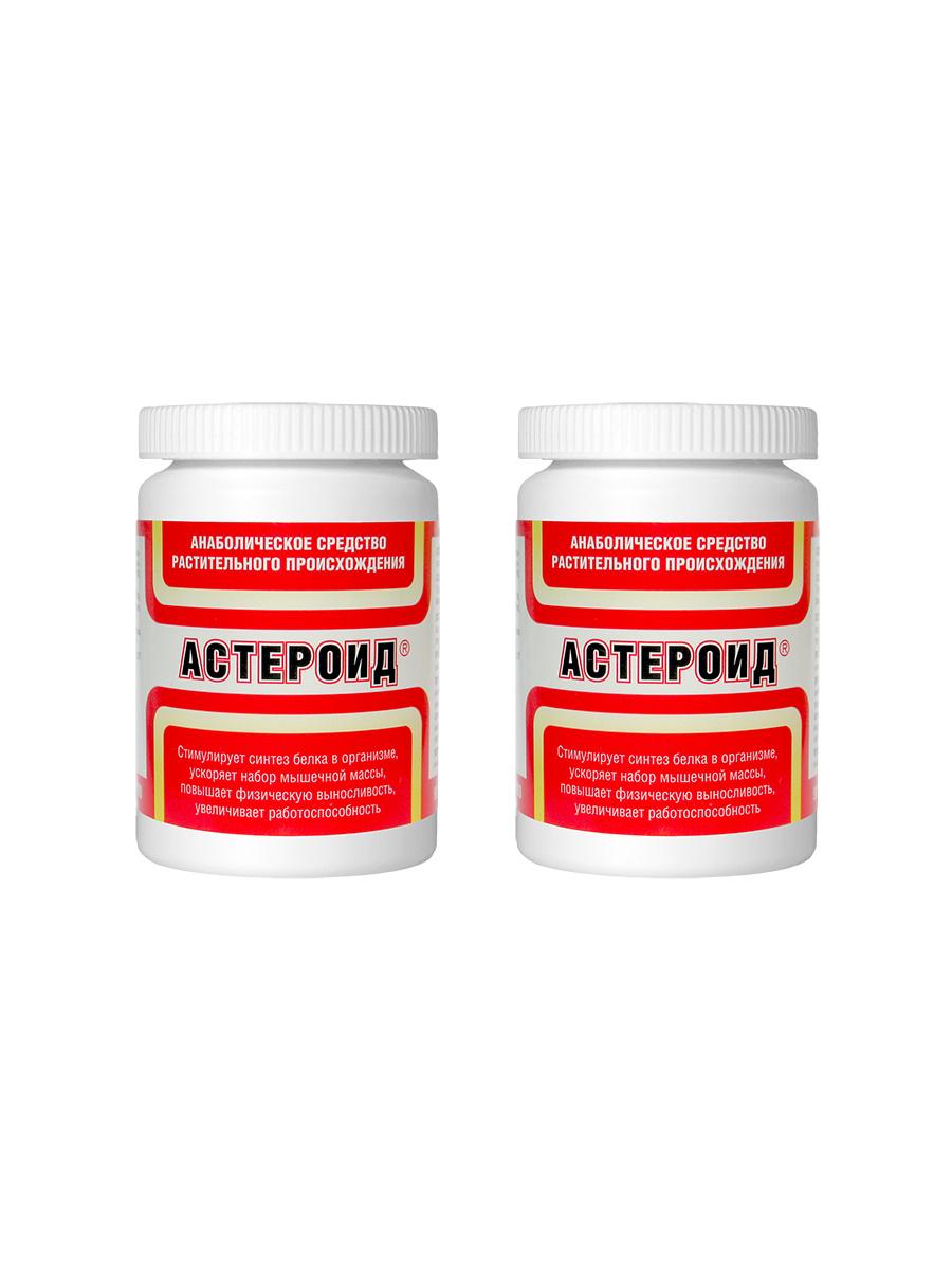 АСТЕРОИД БАД Фитопанацея для эффективных тренировок, растительного происхождения, 180 капсул  #1