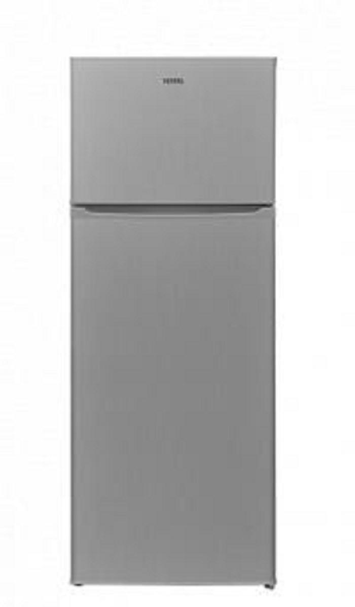 Холодильник Vestel VDD144VS, серебристый #1