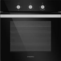 Встраиваемый духовой шкаф Maunfeld MGOG 673B, черный