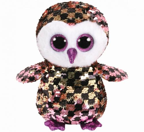 мягкая игрушка Ty сова 15см купить в интернет магазине Ozon с быстрой доставкой