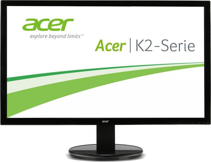 24 Монитор Acer, K242HLbd, UM.FW3EE.002/UM.FW3EE.001 cooling fan for proliant dl360p dl360e g8 fan module 654752 002 654752 002 667882 001 697183 002 697183 001 gfm0412ss fan