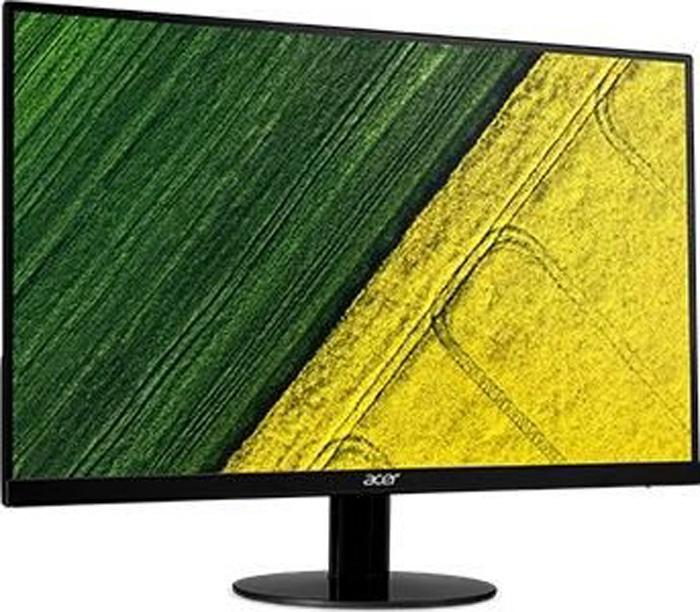 23 Монитор Acer, SA230Abi, UM.VS0EE.A01 монитор acer k222hqldb черный