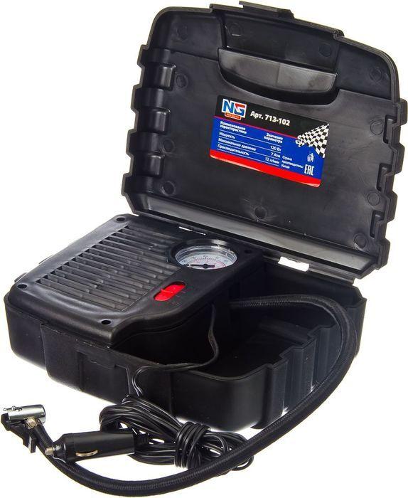 Автомобильный компрессор New Galaxy Кейс, 713102