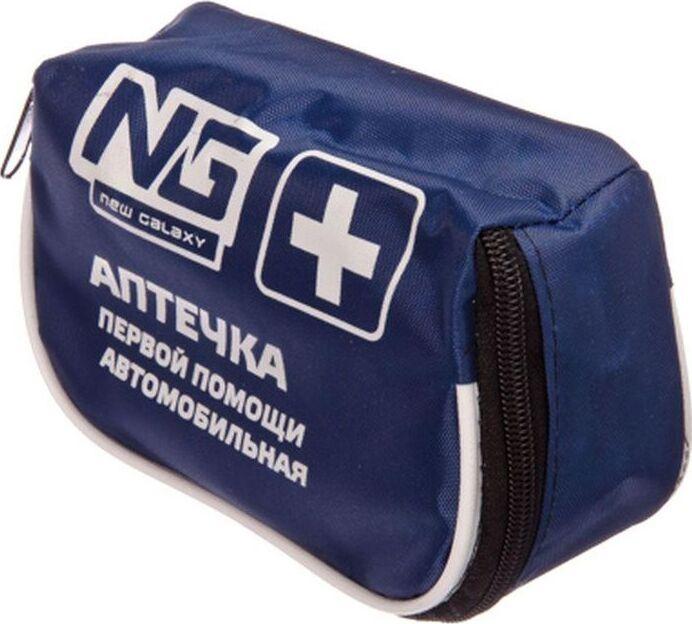 Фото - Аптечка автомобильная, 780011, 16 х 11 х 5 см аптечка автомобильная ам в мягкой сумке расширенный состав