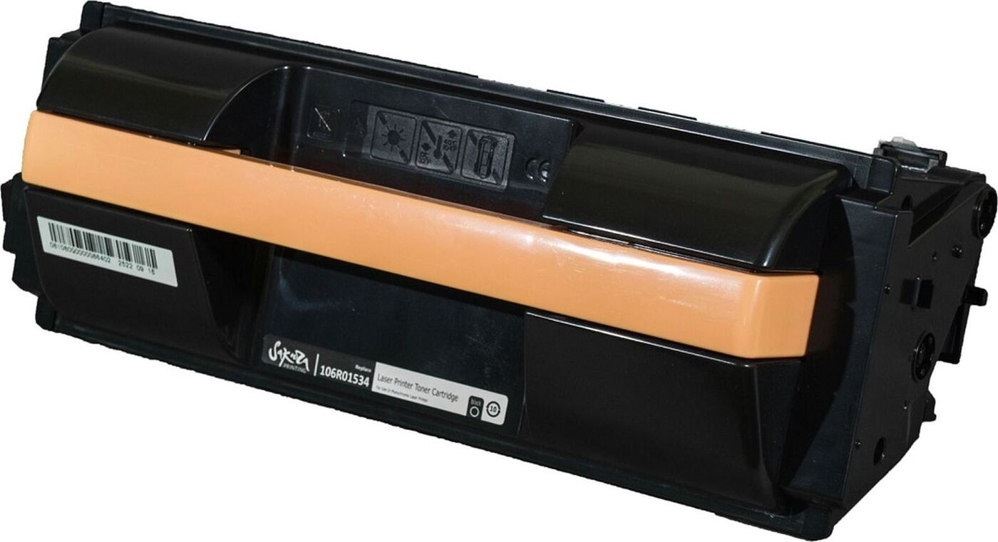 Картридж SAKURA 106R01534 для Xerox Phaser 4600/4620/4622, черный, 13 000 к.