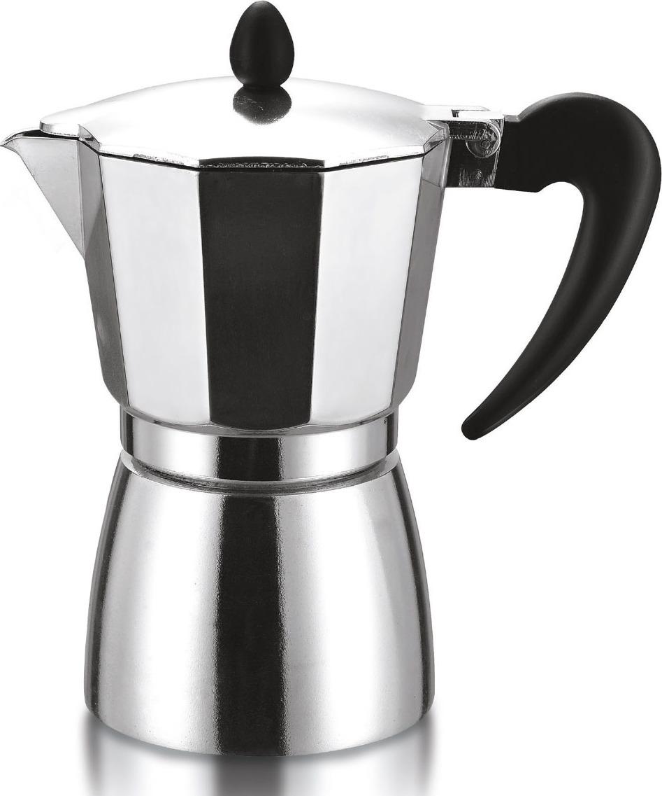 Гейзерная кофеварка ITALCO SOFT на 3 порции гейзерная кофеварка italco express алюминий