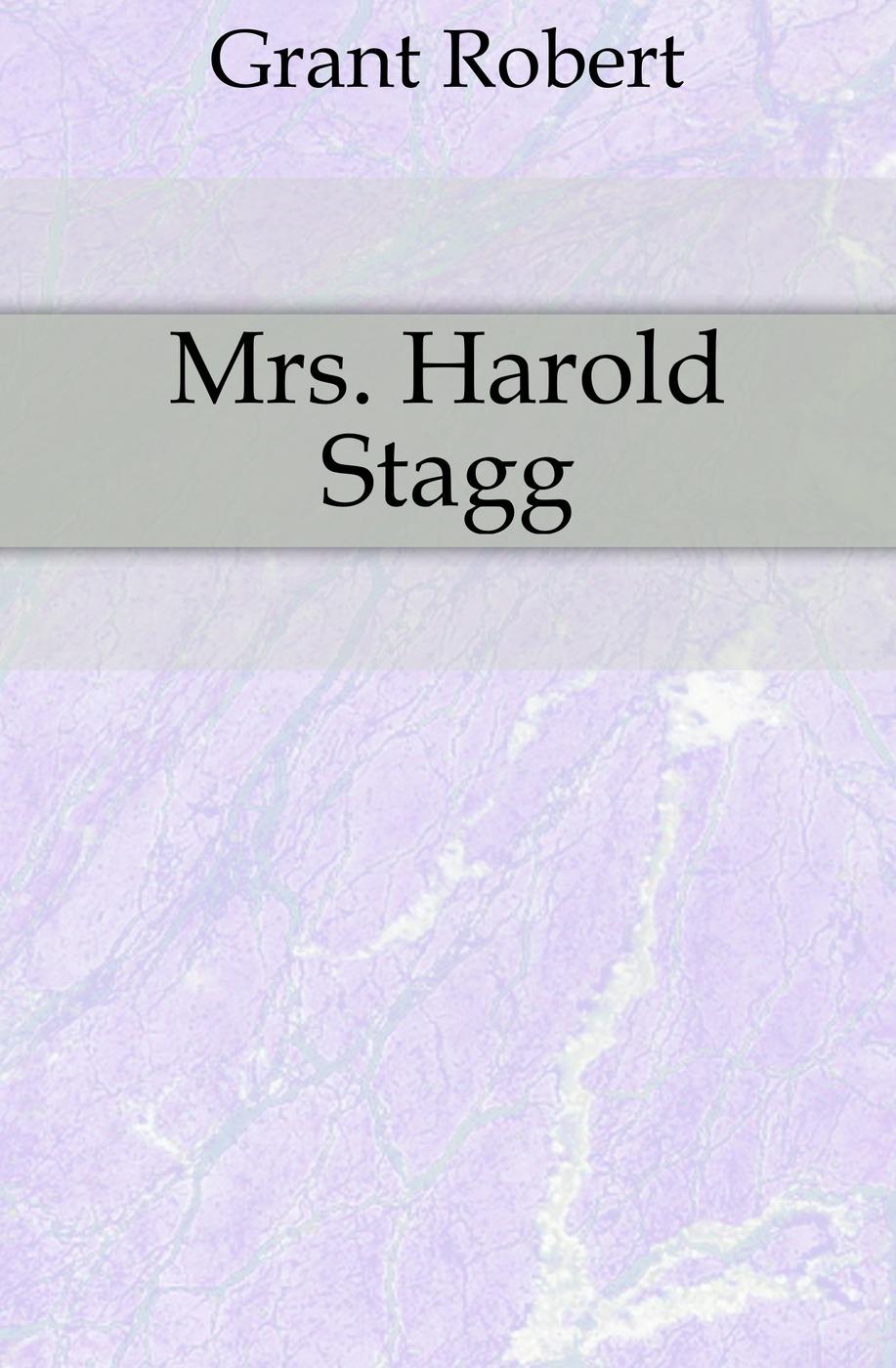 цена на Grant Robert Mrs. Harold Stagg