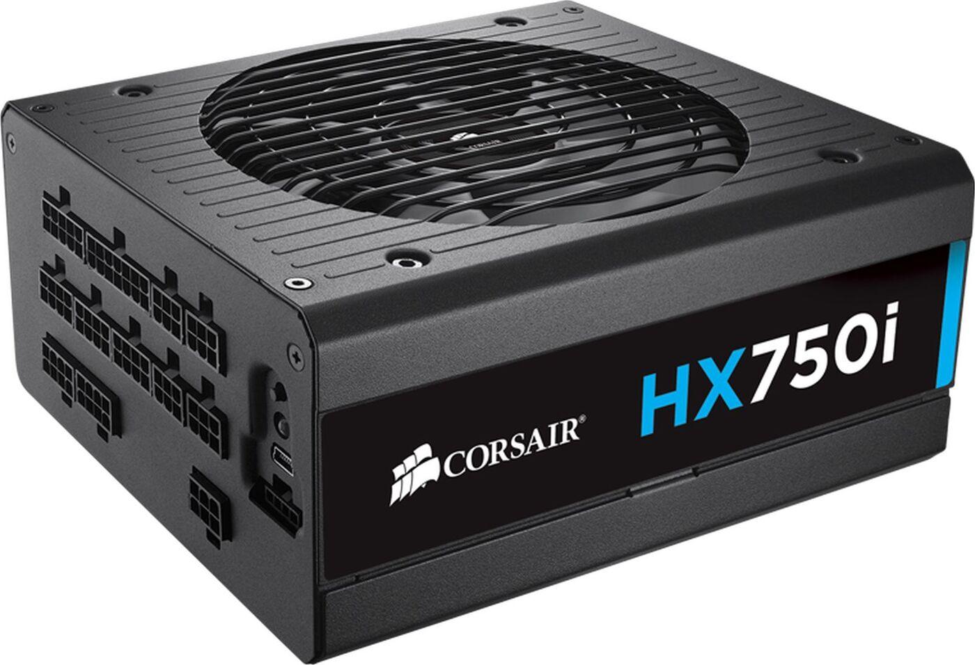 Блок питания Corsair HX750i 750W цены