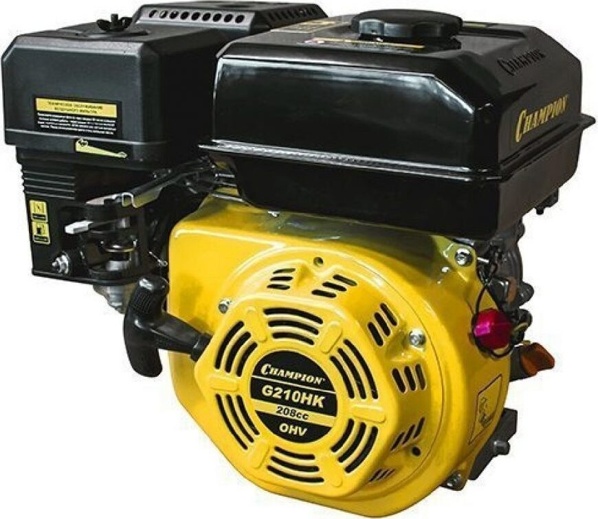 Блок двигателя CHAMPION 6359 двигатель os max kyosho ke21r 74018