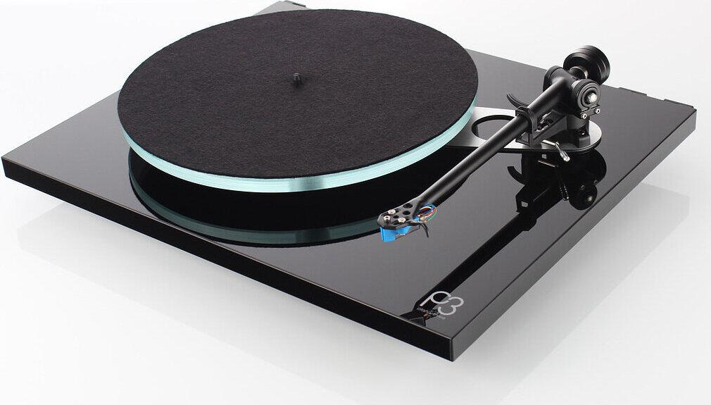 REGA PLANAR 3 BLACK Проигрыватель виниловых пластинок
