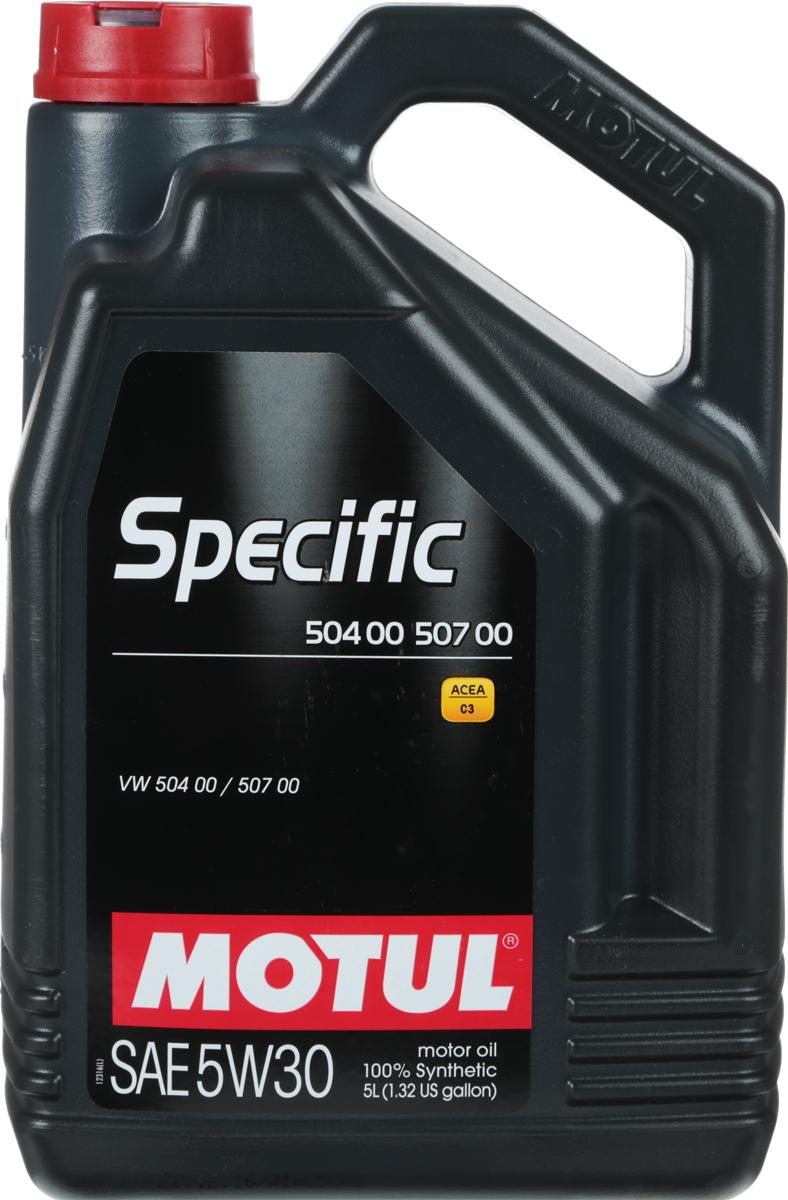 Моторное масло MOTUL 5W-30, 5 л, 101476