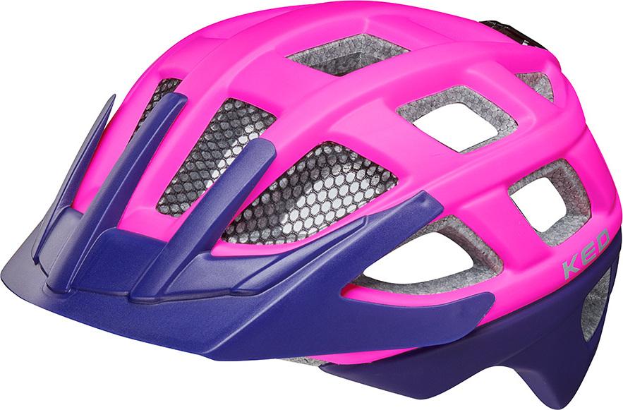 Шлем KED Kailu Pink Purple Matt, размер S