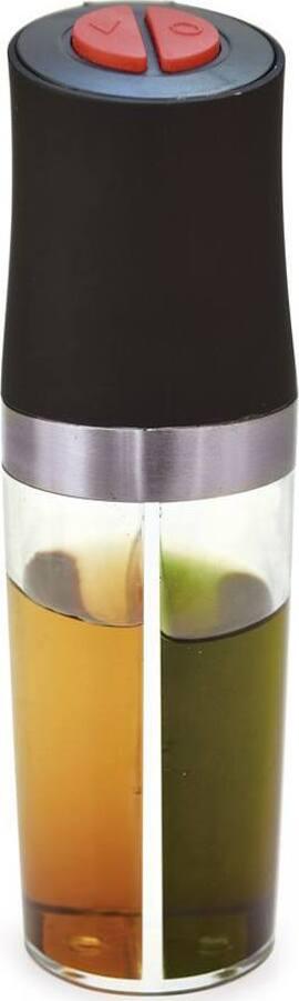 Диспенсер для масла и уксуса 20 см Iris Barcelona Totkocina черный