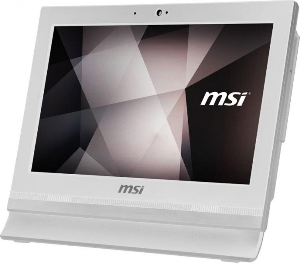 Моноблок MSI Pro 16T 7M-055RU (9S6-A61612-055), белый моноблок msi pro 16 7m 018ru