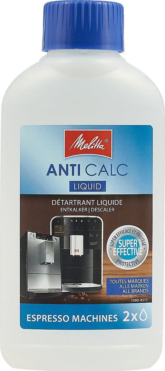 Очиститель от накипи д/кофемашин, жидкий 250 мл, MELITTA Melitta