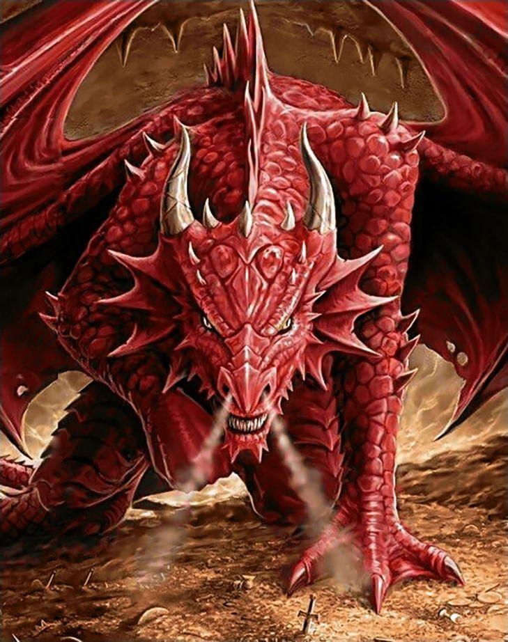 Родителям, прикольные картинки на аву дракон