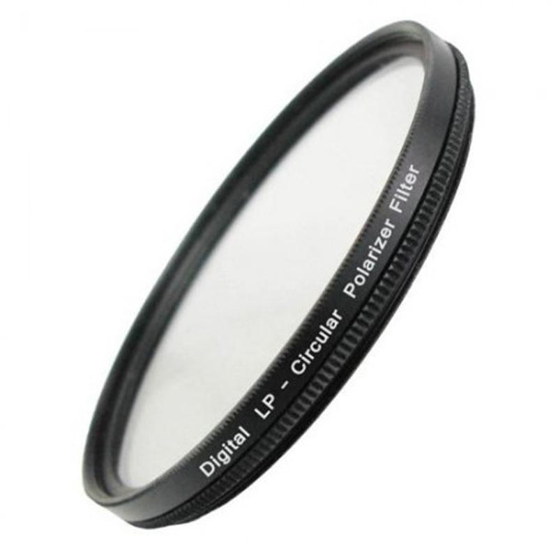Светофильтр FLAMA CPL Filter 77 mm