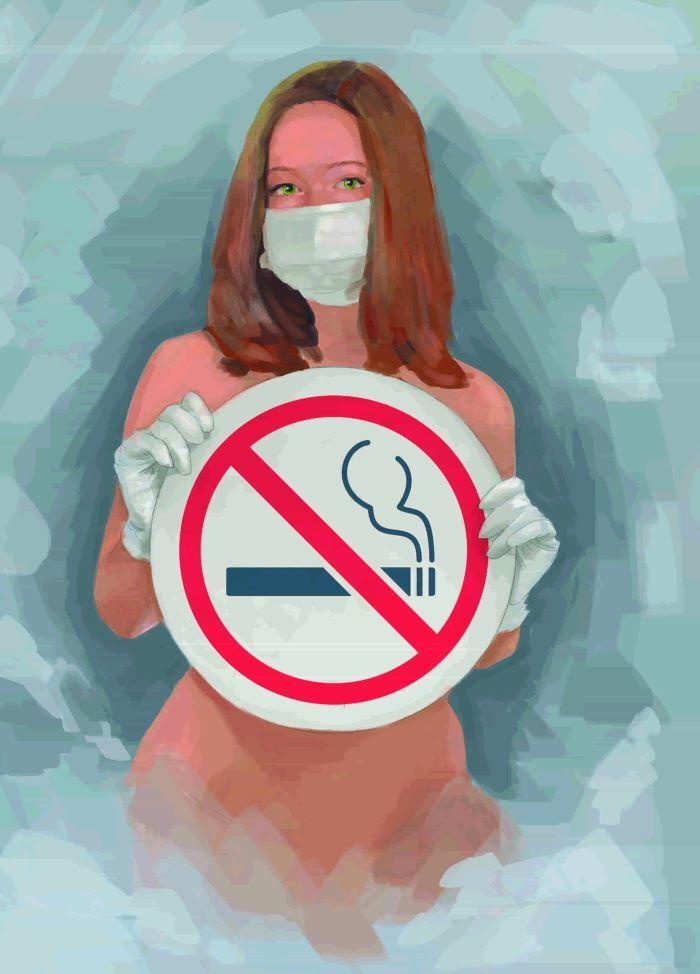 у нас не курять картинки может