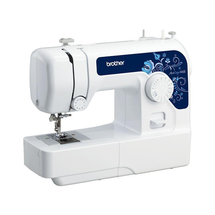 Швейная машина Brother ArtCity 140S белый/синий
