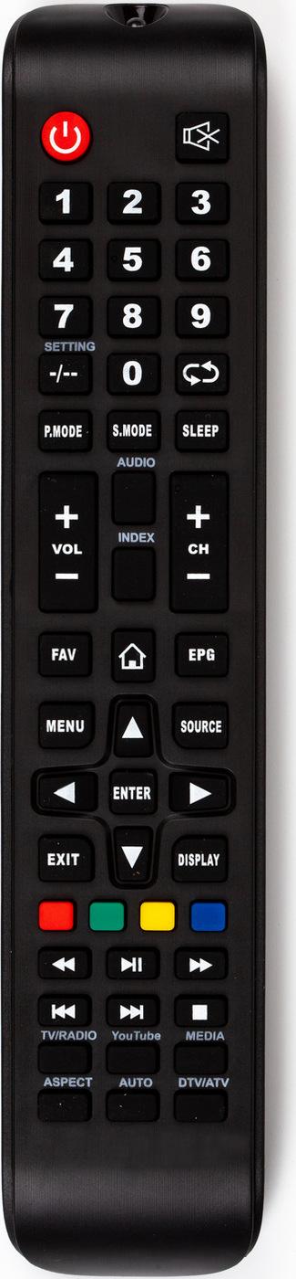 Пульт Универсальный HUAYU DEXP + DNS TV