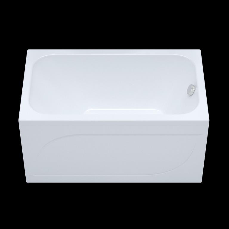 Акриловая ванна Triton Стандарт 120x70 прямоугольная