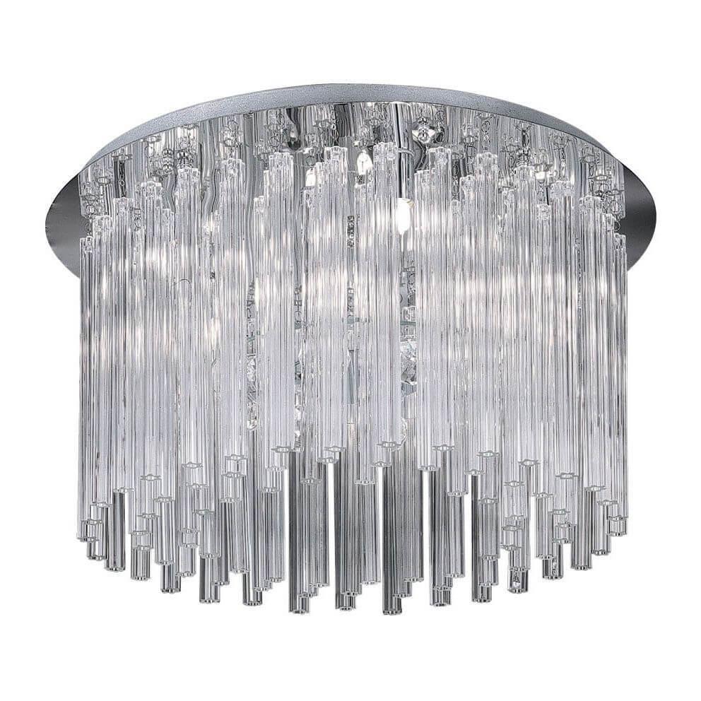 Потолочный светильник Ideal Lux Elegant PL8, G9, 40 Вт