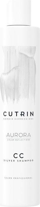 Тонирующий шампунь Cutrin Aurora Серебристый иней, 250 мл