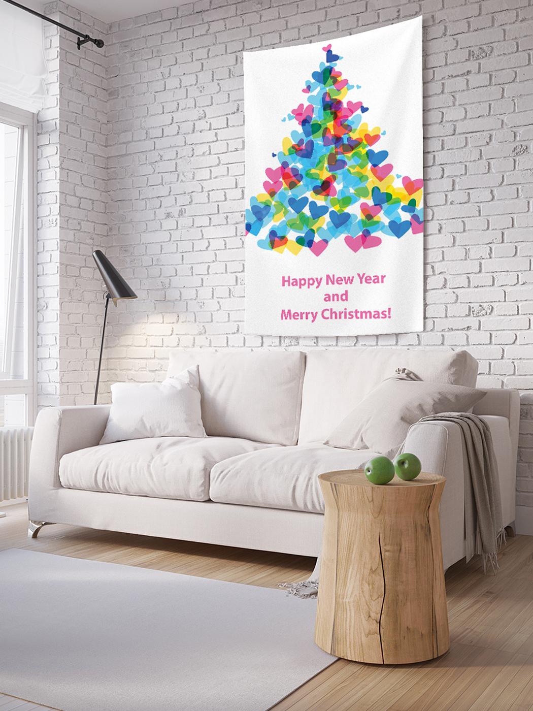 постеры на стен с подарком элемент