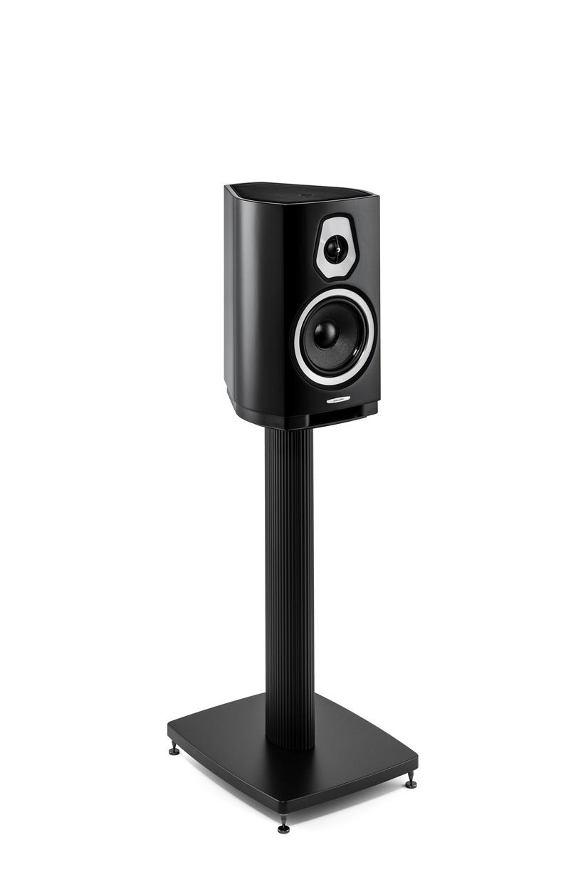 Полочная акустика Sonus Faber Sonetto II Black
