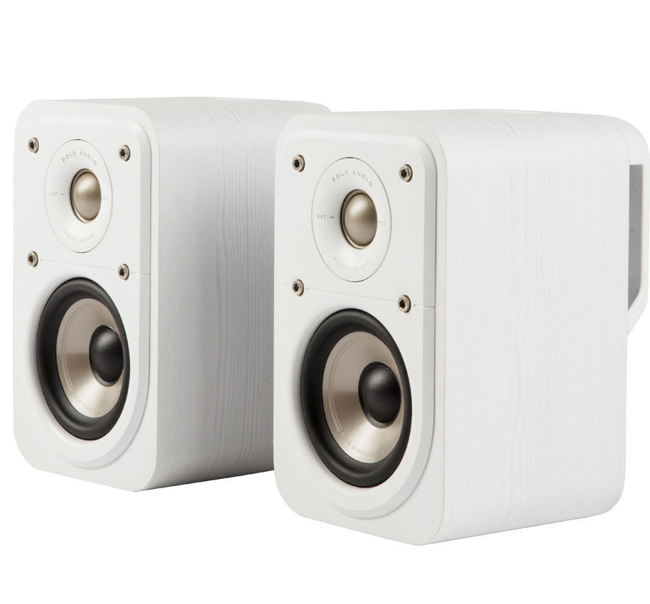 Полочная акустика Polk Audio Signature S10 E White