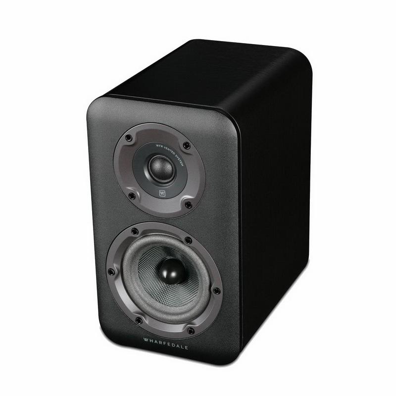 Полочная акустика Wharfedale Diamond 320 Blackwood