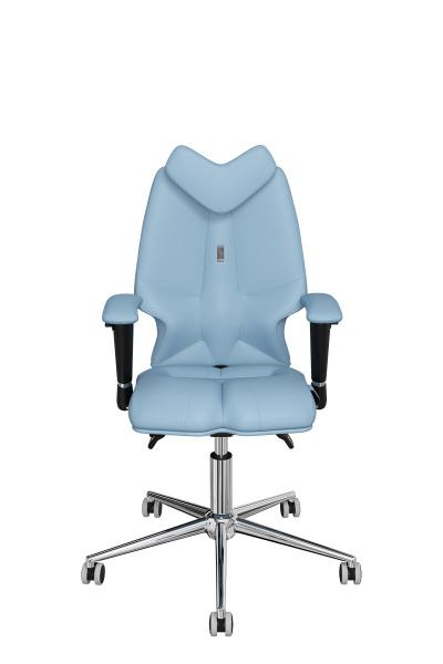 Детское компьютерное кресло KULIK SYSTEM FLY Светло-синий