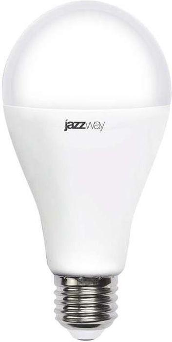 Лампочка Jazzway PLED-SP-A65, Дневной свет 20 Вт, Светодиодная